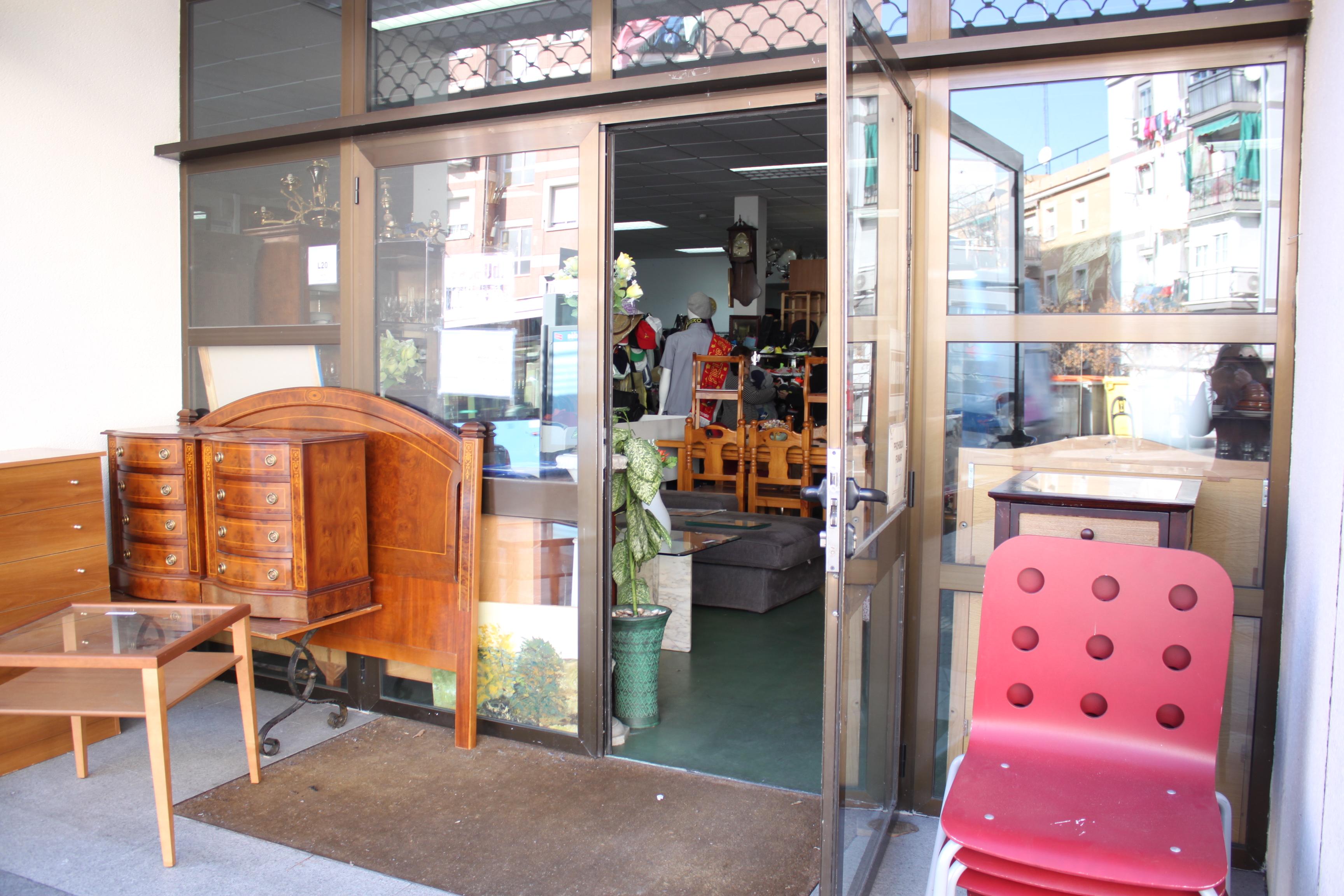 Recogida De Muebles Remar Idea Creativa Della Casa E Dell  # Muebles Rastro Reto