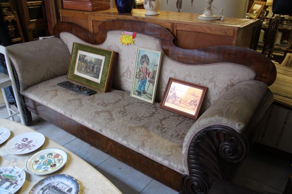 Reto recogida de muebles getafe