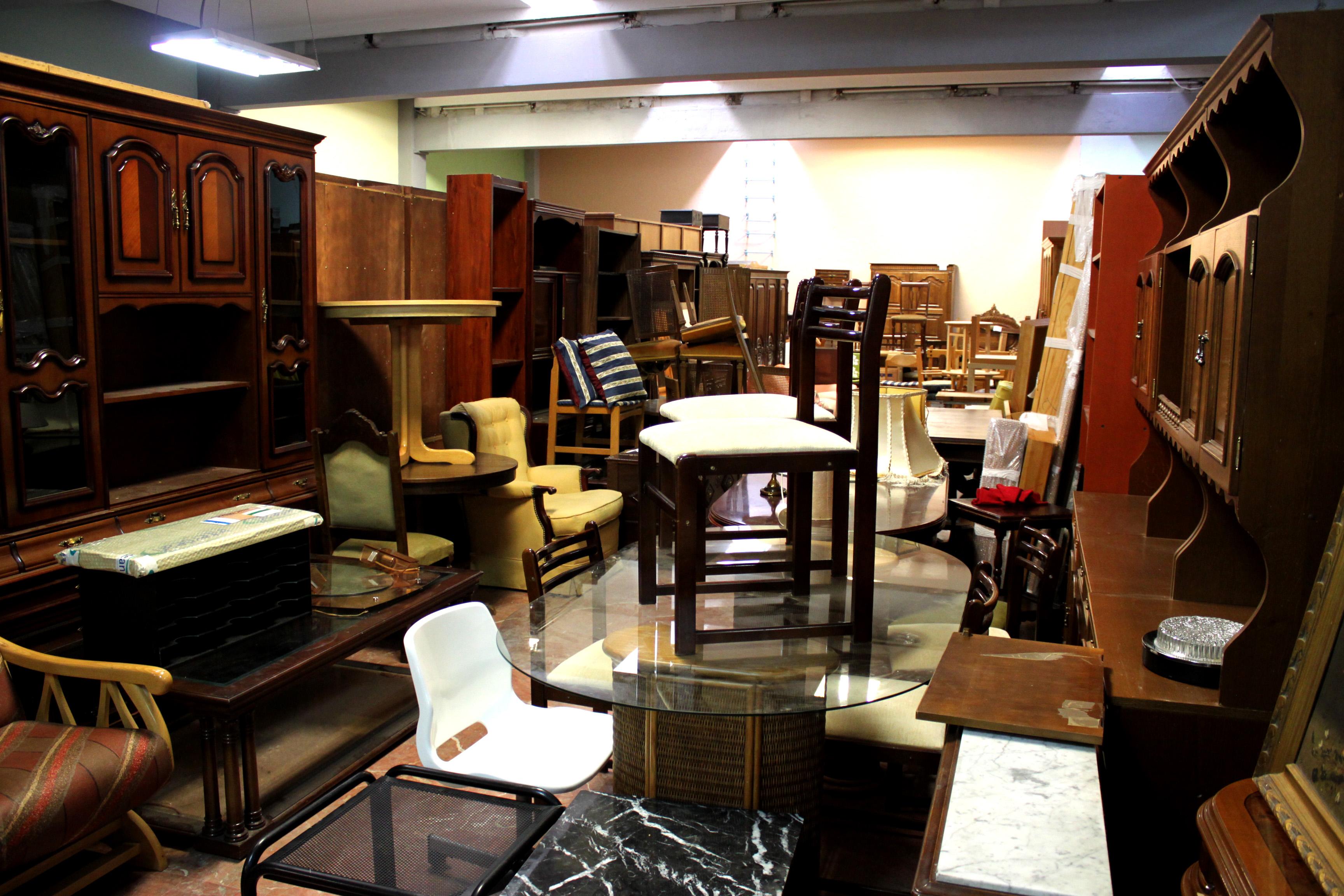 Mueble portada recogida de muebles enseres y ropa - Remar muebles madrid ...