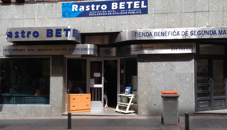 Nuevo vallecas rastro recogida de muebles enseres y for Muebles betel
