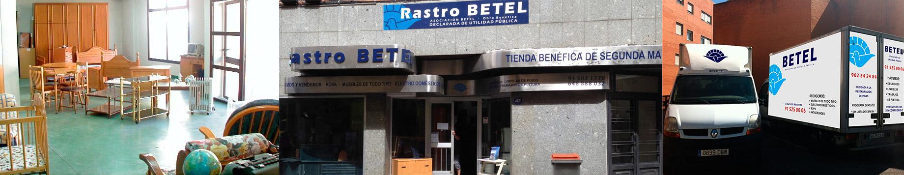 Rastro slid2 recogida de muebles enseres y ropa rastro for Muebles betel