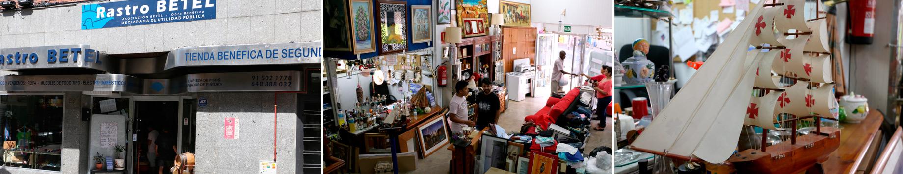 Rastro slid7 recogida de muebles enseres y ropa rastro for Muebles betel