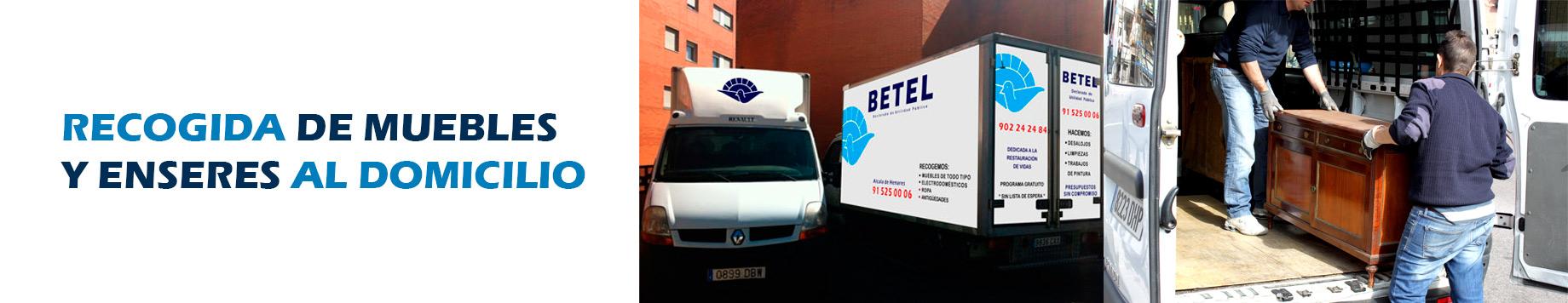 Recogida De Muebles Madrid : Recogida de muebles enseres y ropa