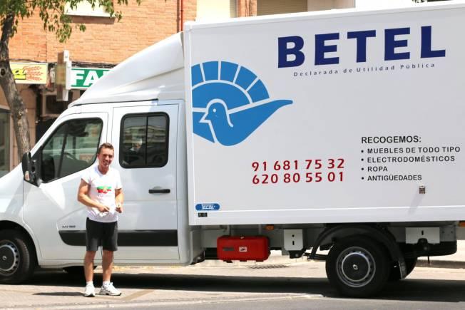 Camión de Asociación Betel